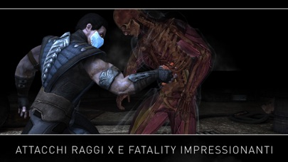 Screenshot of MORTAL KOMBAT X4