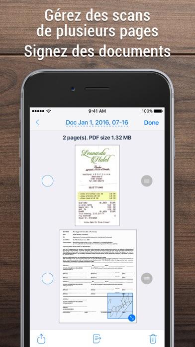 download iScanner - Scanner document. apps 2