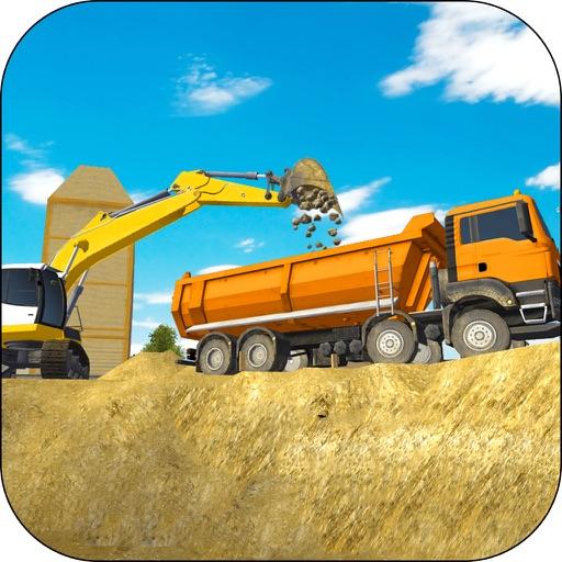 City Builder Crane Simulator