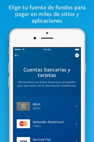 PayPal: Mobile Cash screenshot 4