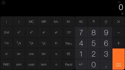 Калькулятор iRocks Скриншоты6