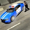 Car Theft Game: Vice City Police Transport