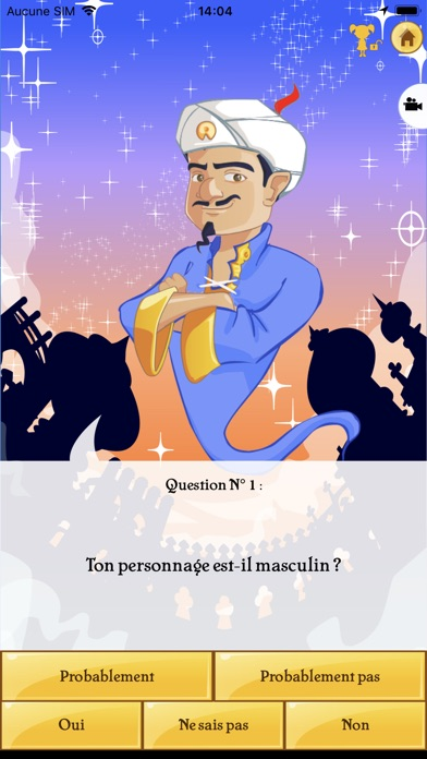 download Akinator apps 3