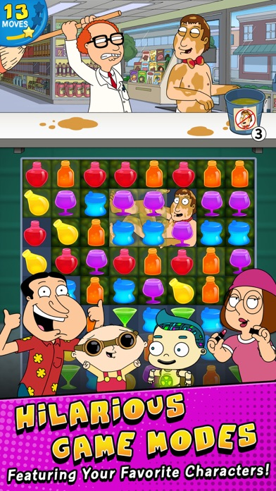 download Family Guy Freakin Mobile Game appstore review