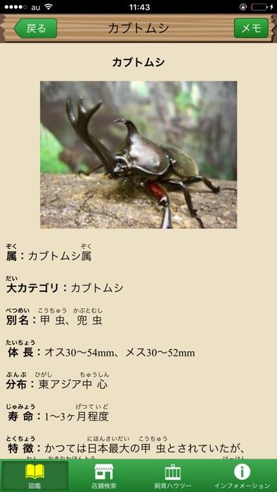 カブトムシ・クワガタムシ図鑑