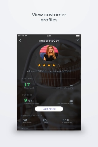 flok for businesses - Customer Loyalty App screenshot 3