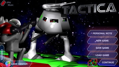Tactica Screenshots