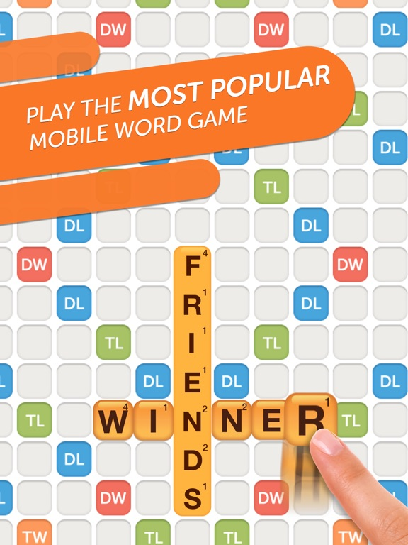 Image of Words With Friends 2-Word Game for iPad