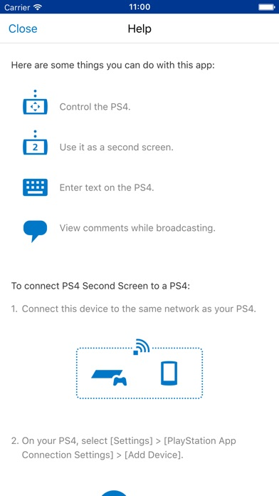 PS4 Second Screen Скриншоты3
