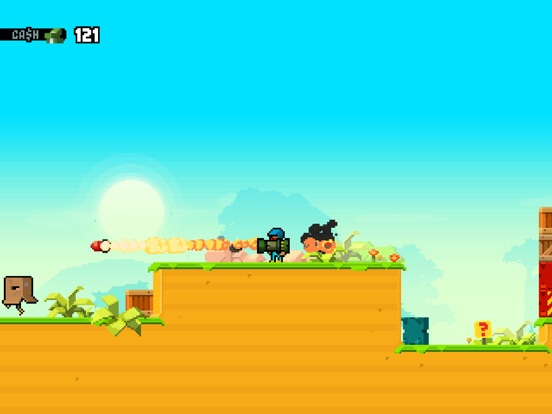 Screenshot 4 Shootout on Cash Island