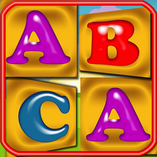 ABC Memory Flash Cards Play & Learn The English Alphabet Letters iOS App