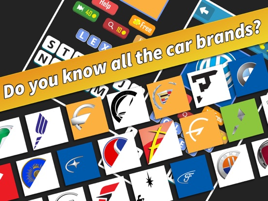 Car Logo Guess Aa Top Cars Company Name Trivia Quiz Game On - Cars sign and names