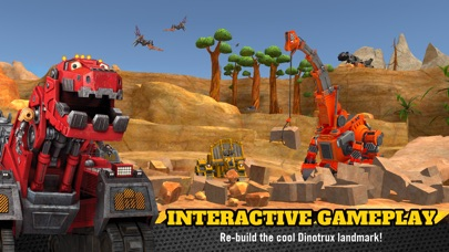 Dinotrux App iPhone