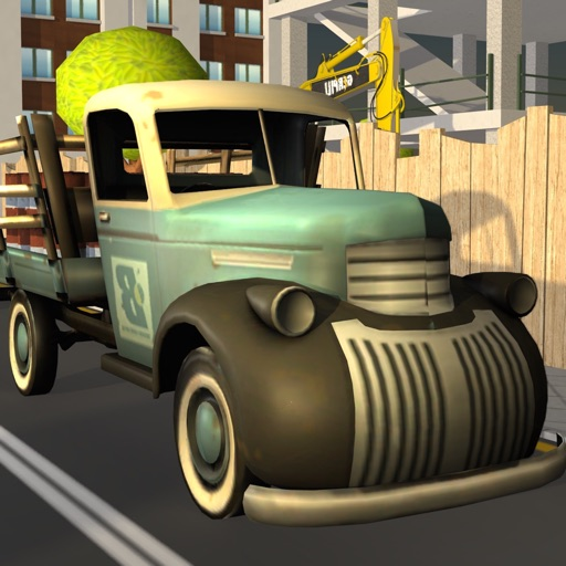Fast Contractor Truck Furious Racing iOS App