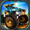 Trucksform - Offroad 3D Shooting Bigfoot Endless Racing Truck