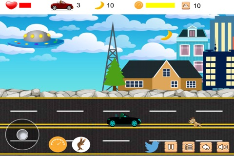 Drive Chimp Drive screenshot 4