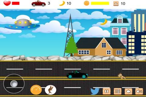 Drive Chimp Drive screenshot 4