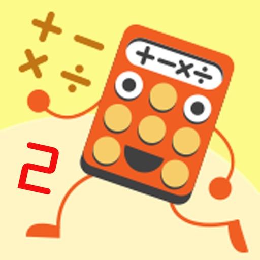 Violympic toán lớp 2 - Chơi mà học với đề thi mẫu iOS App