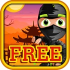 21 di Lucky Blackjack Ninja in World of Fortune Casino Game icon