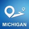 Michigan, USA Offline GPS Navigation & Maps