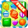 Sweet Jelly -  Candy Match 3 Puzzle