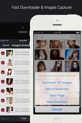 Private Calculator - File Hider, Secret Photo Video Browser, Image Downloader and Note vault screenshot 4