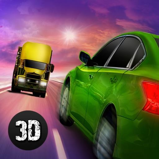 Speed Car & Motorbike Traffic Rider 3D Full