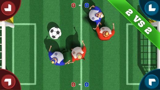 Soccer Sumos - игра для тусовок и вечеринок! Screenshot