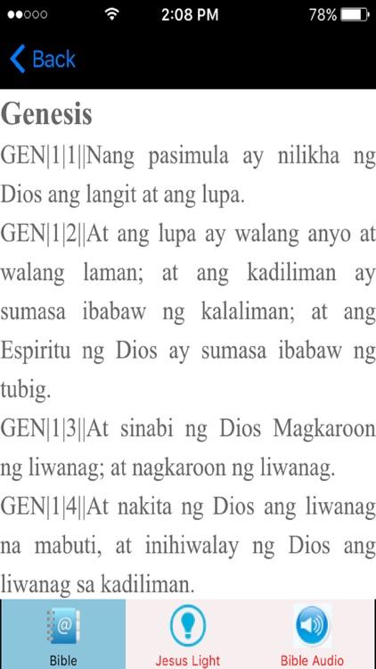Ang dating biblia 1905 tagalog funny