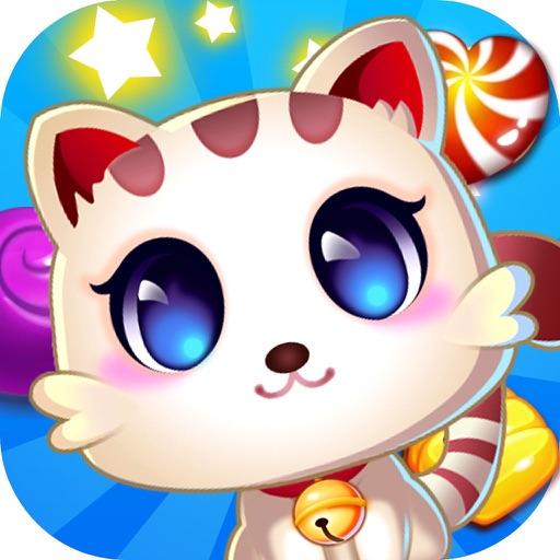 Super Candy Quest 2016 - Candies Blast Mania Free Match 3 Game iOS App