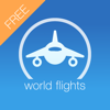 World Flights Free - Live Air Radar & Tracker