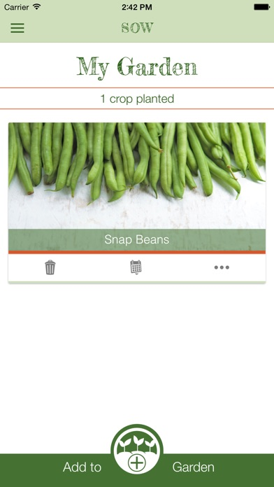 Sow A Planting Companion On The App Store