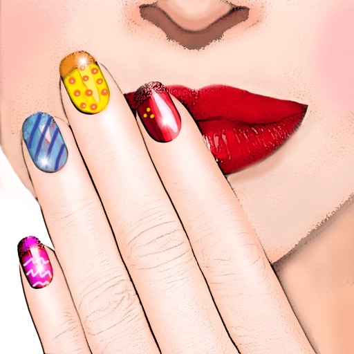 Nail Art Design – Manicure Make-over in a Trendy Beauty Salon for Girl.s iOS App