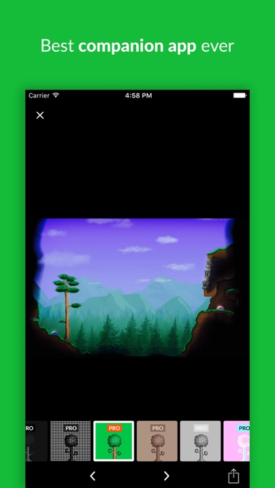 Guide for terraria wallpapers news and videos on the app store iphone screenshot 2 gumiabroncs Gallery