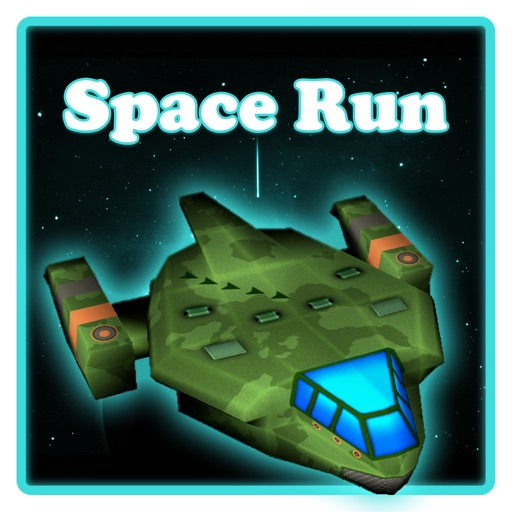 Space Run Game iOS App