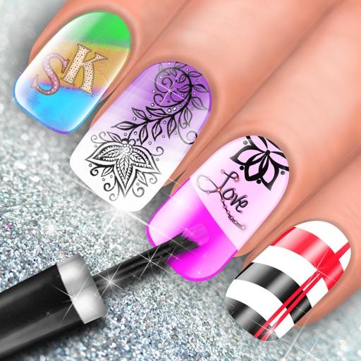 Fancy Nail Makeover Salon – Beauty Spa Studio With Stylish Manicure Ideas iOS App