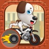 Pets Super Hero Biker Race 3.0 – Infinity Stunt Bike Games for Free