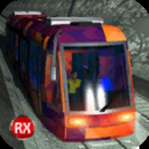 Train Driver Simulator - A game of Subway Train Station with Modern Rails Driving & Railroad Locomotive