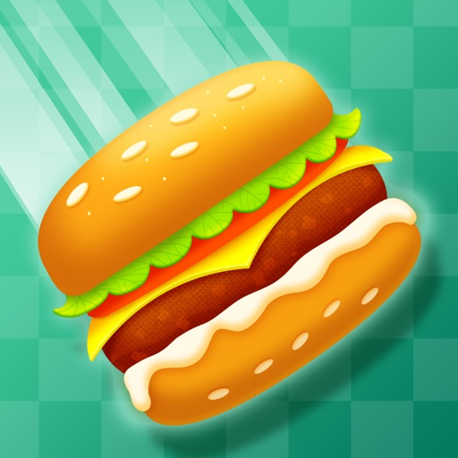 Burger Fall - Feed Hungry Jimmy iOS App