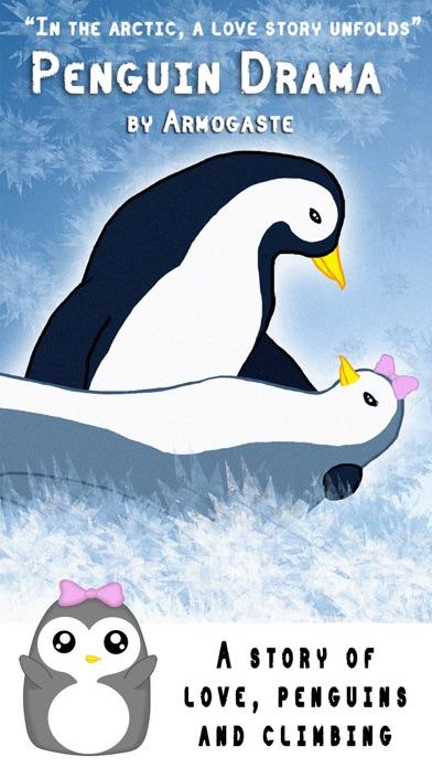 Penguin Drama : stairway to love Screenshot