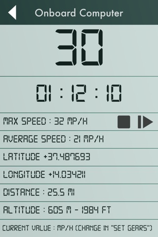 Bike Workshop  : Tire Pressure Calculator, Gear Ratio Calculator, and Speedometer screenshot 3