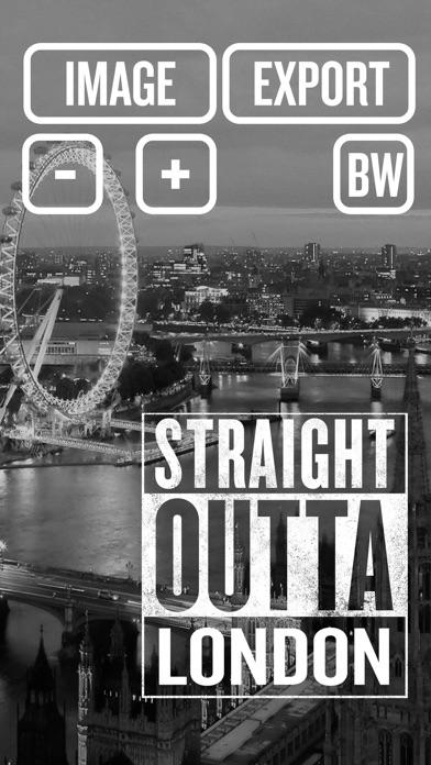 392x696bb straight outta meme maker on the app store,Straight Outta Meme Maker
