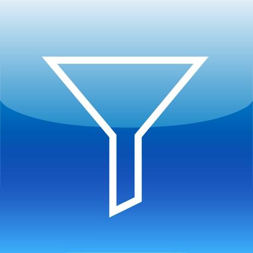 DataFunnel for MySQL iOS App