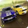 Illegal City Street Car Drag Racing