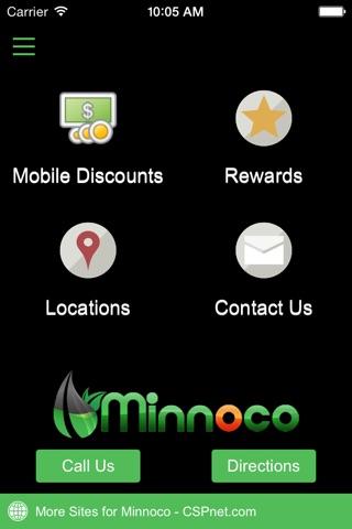 Minnoco screenshot 1
