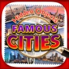 Famous Cities Hidden Object – World Travel to New York, Paris, London & Pic Puzzle Spot Differences Objects Game