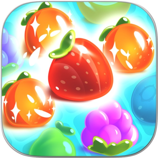 Juice Fruit Connect iOS App