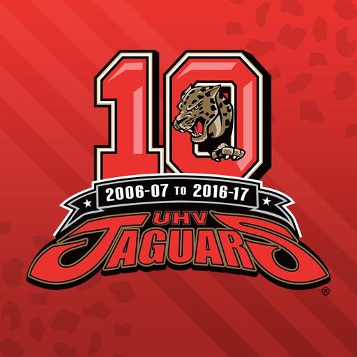 UHV Jaguars Logo