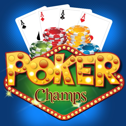 Poker Champs iOS App