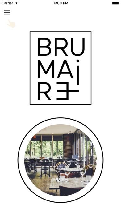 Restaurant BrumaireCapture d'écran de 1